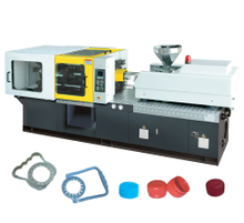 Bottle cap injection molding machine