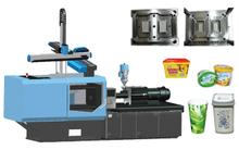 IML injection molding machine